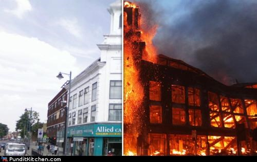 england,facebook,London,looting,political pictures,riots,tottenham