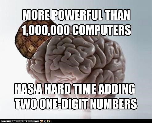 Scumbag Brain: Cells Multiply Instinctively Only