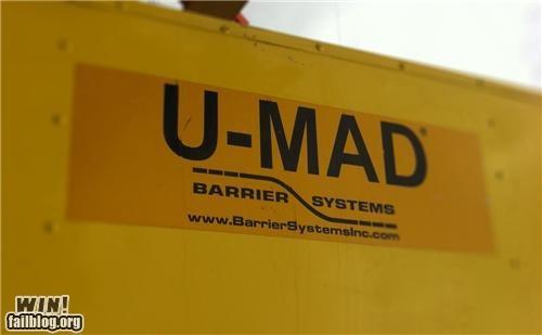 business,company name,memes IRL,sign,troll,u mad