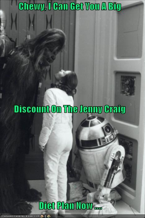 Chewy, I Can Get You A Big Discount On The Jenny Craig Diet Plan Now ....