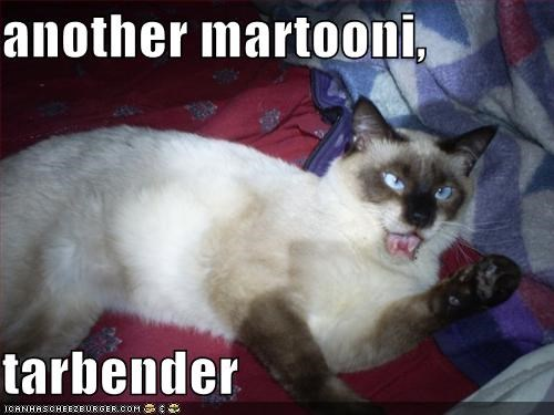 another martooni,  tarbender