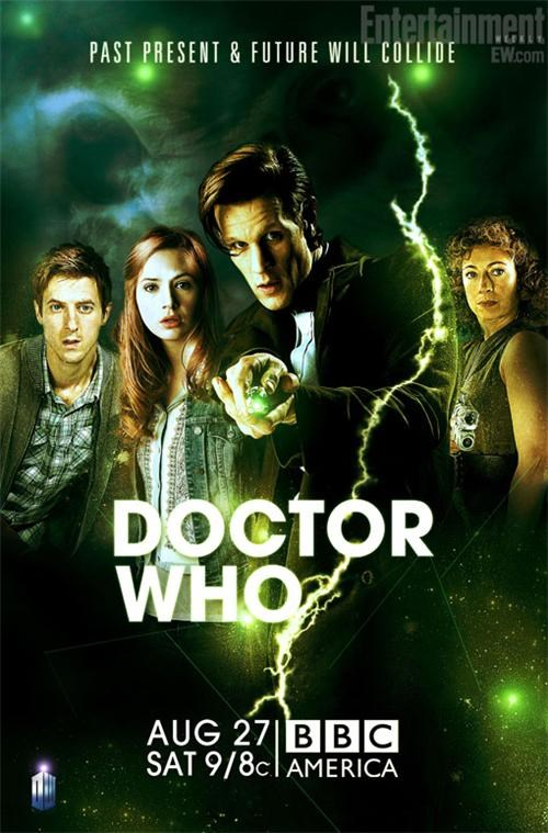 Doctor Who Poster of the Day