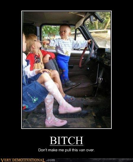 driving,hilarious,kids,pull over,van