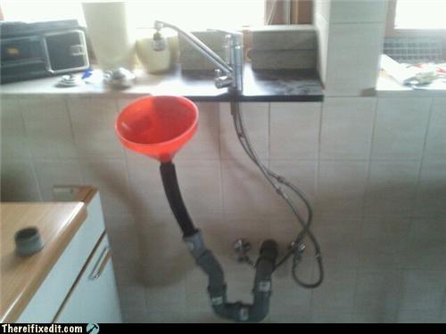 college,dual use,kitchen kludge,sink