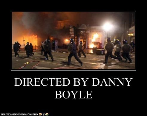 DIRECTED BY DANNY BOYLE