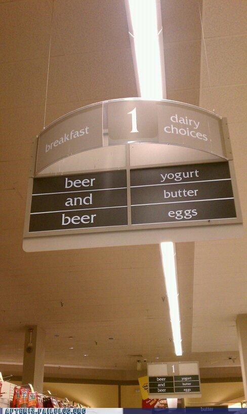The Most Important Aisle