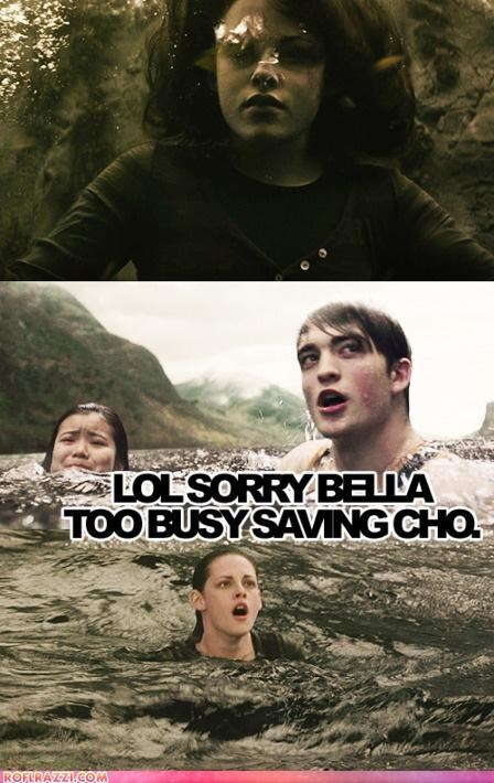 Sorry Bella, No One Curr 'Bout Ya