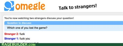 Omegle Spy Mode - Losing the Game