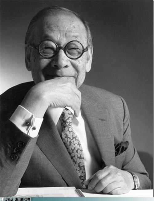 Lovely Listers: I. M. Pei