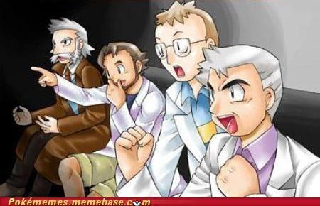 art,professor oak,reaction guys