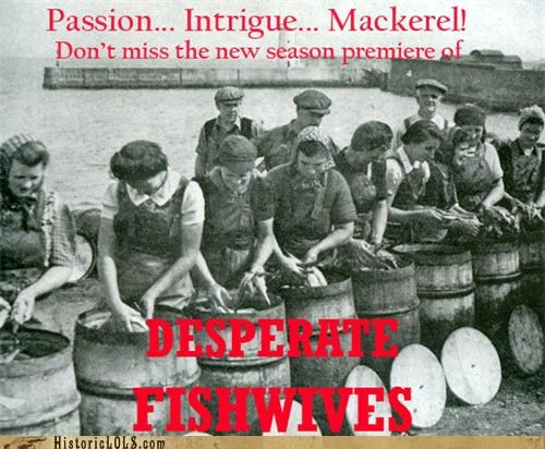 DESPERATE FISHWIVES