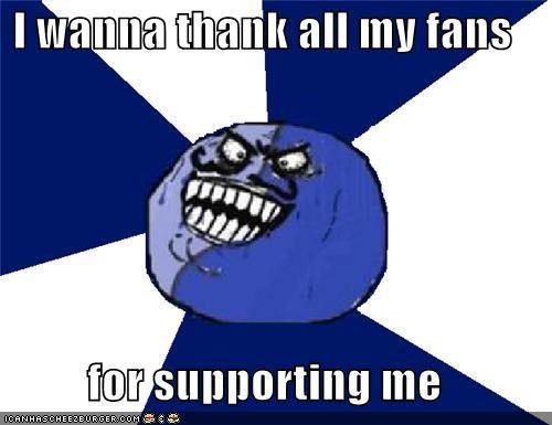 Awards,fame,fans,i lied,parents,support