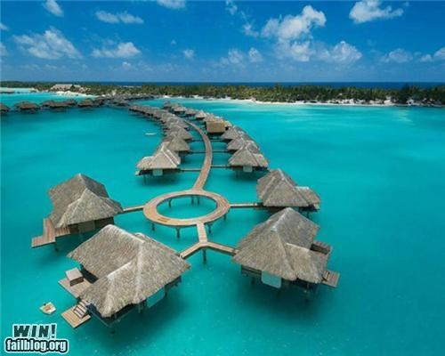 beach,bora bora,community,home,hotel,vacation