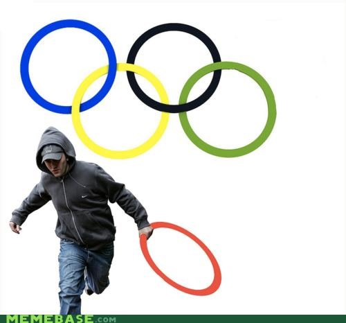 The Olympics Are Being Held in London!