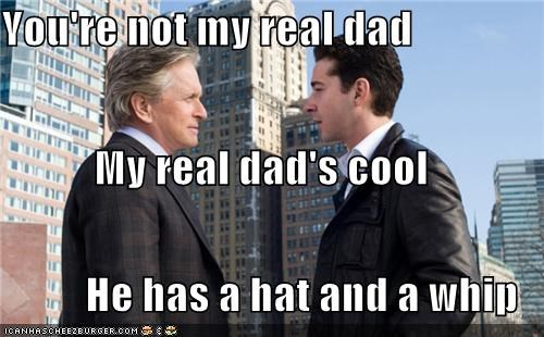 You're Not My Real Dad