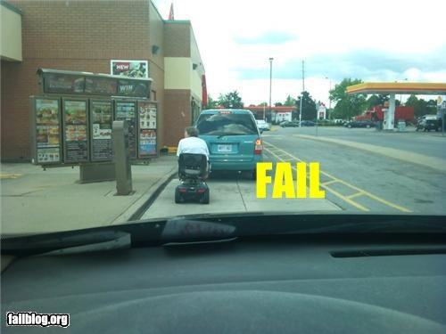 Wendy's Drive-Thru FAIL