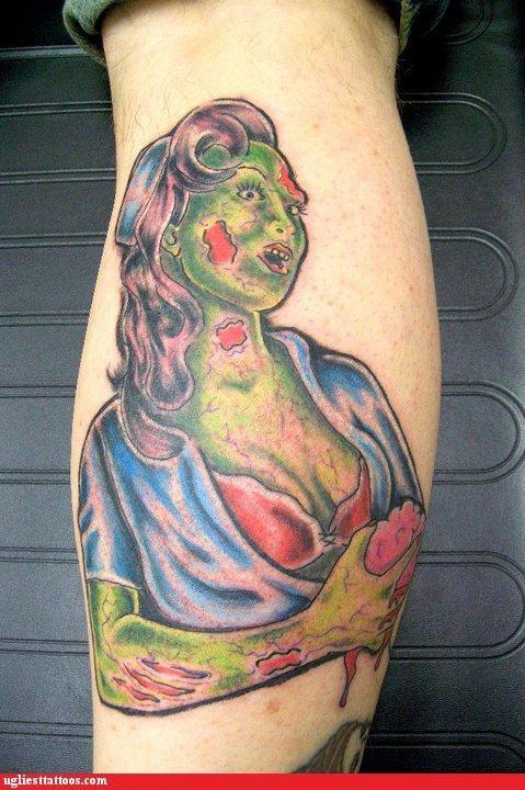 bloodnguts,boobies,internal organs,monster,ZOMBIE WEEK,zombie