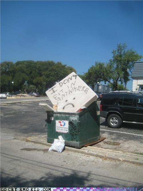 doesnt-fit,emolulz,mattress,Sad,thrown away