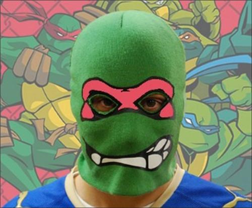 Thieving Mutant Ninja Turtle of the Day