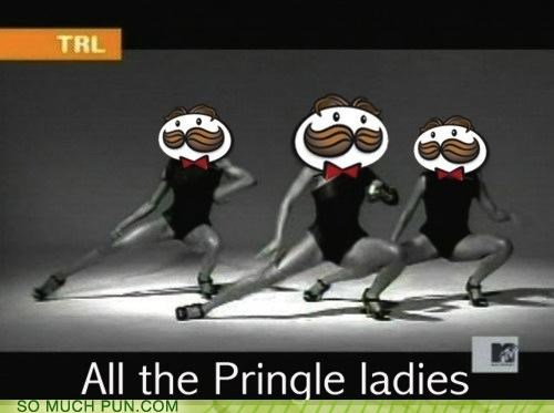 All the Pringle Ladies...