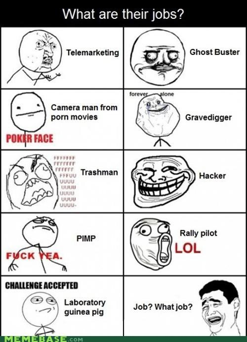 jacker,jobs,Memes,trashman,troll