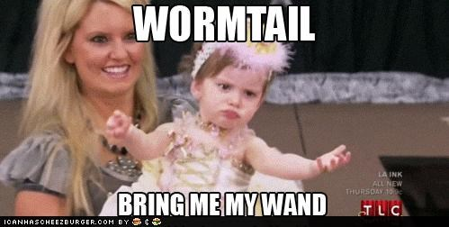 Toddlers, Tiaras, and Dark Lords