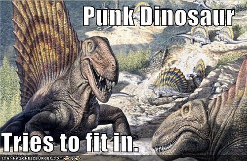 art,color,dinosaur,funny,illustration,prehistoric