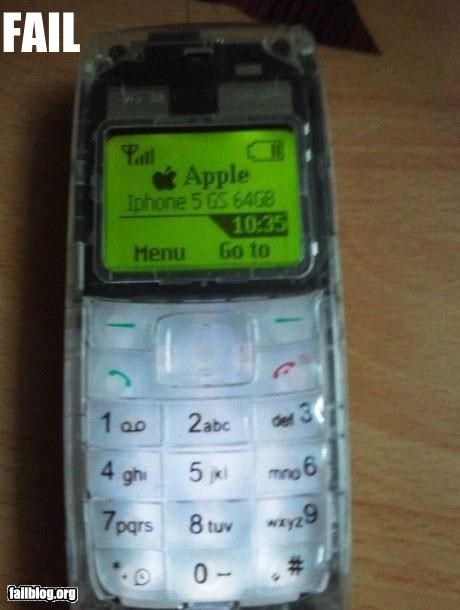 apple,cell phone,g rated,Hall of Fame,iphone,knockoff,technology,wtf