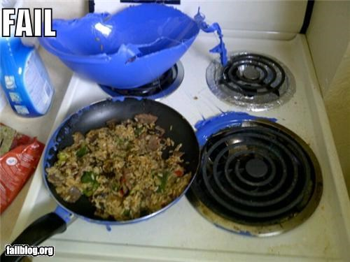 College Cooking FAIL