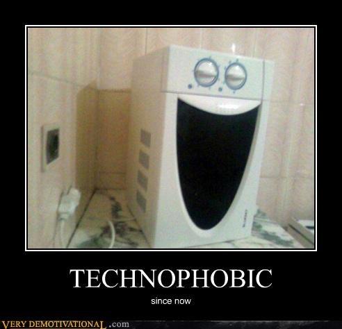 TECHNOPHOBIC