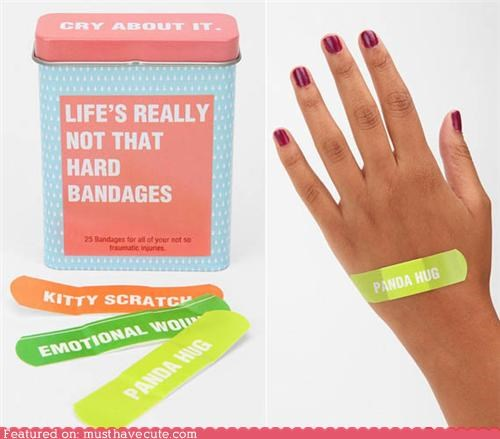 bandages,best of the week,boo boo,inconsequential,little
