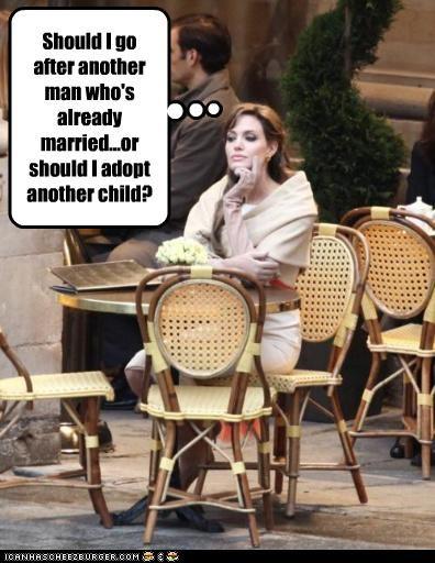 actresses,adoption,adultery,Angelina Jolie,children,decisions,husbands,roflrazzi