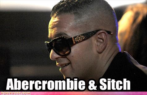 Abercrombie To Pay Jersey Shore To NOT Wear Their Clothes