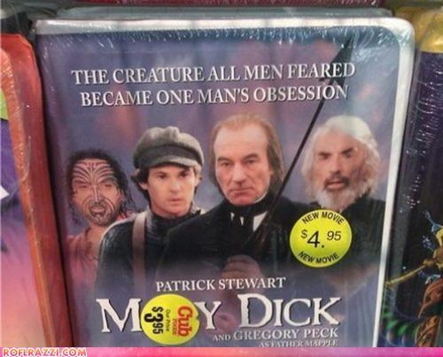 Patrick Stewart Will Harpoon Your D*ck