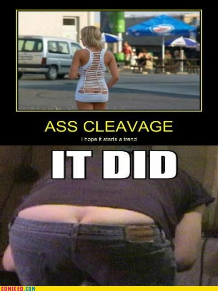 be careful,but then i,cleavage,trend,wish