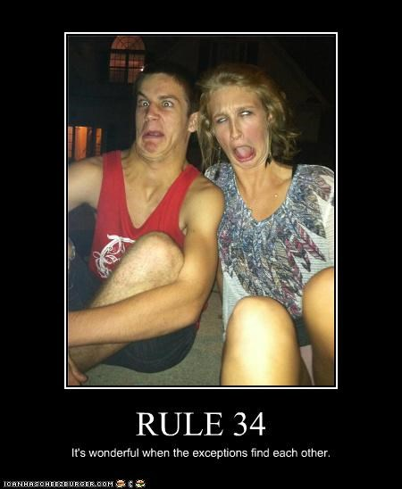 derp,exceptions,high school,Rule 34,summer