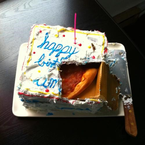 Trick Cake of the Day