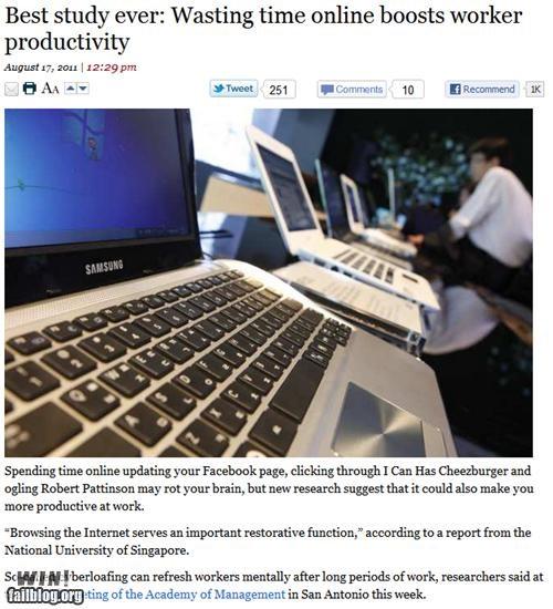 cheezburger network,completely relevant news,internet,Office,procrastination,work