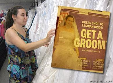 Alix Genter,Here Comes The Bride,LGBT rights,New Jersey,same-sex marriage