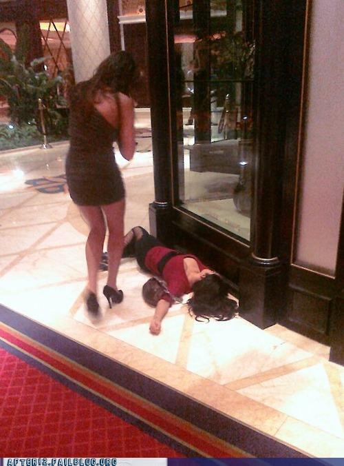 Who Passes Out In Vegas Stays In Vegas