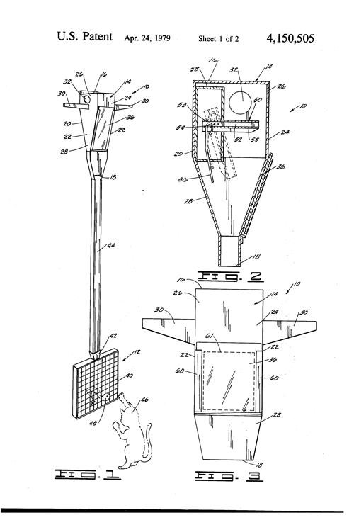 Patently Odd Patent of the Day