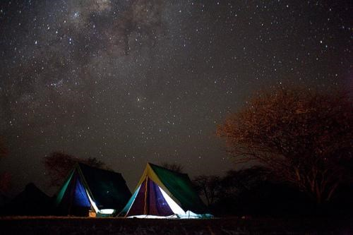 Sleeping Under the Stars