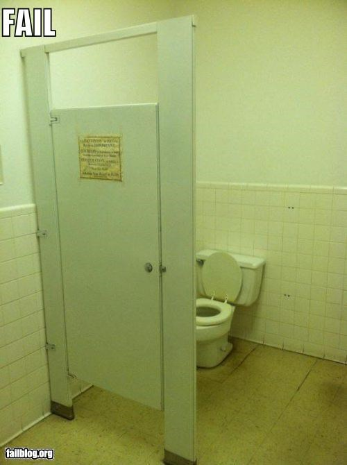 CLASSIC: Bathroom FAIL