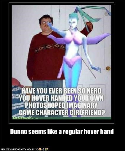 Dunno seems like a regular hover hand