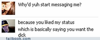 messaging,misunderstanding,oh snap,smooth