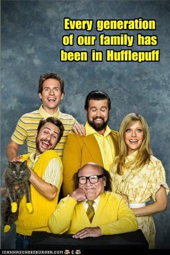It's Always Sunny in Hufflepuff