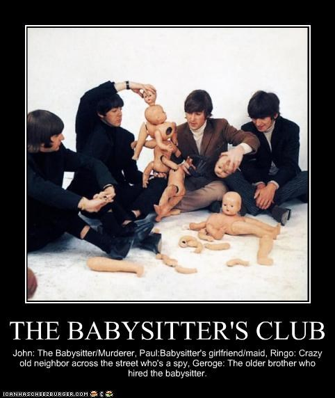 THE BABYSITTER'S CLUB