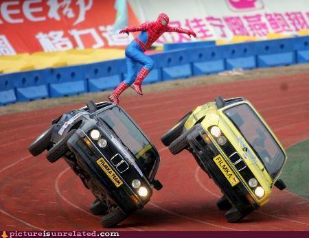 floor,lava,Spider-Man,wtf