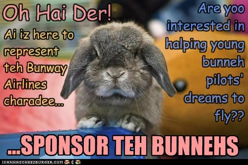 A very worthy cause, don't ya fink ;)