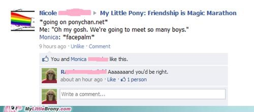Ponychan: Dating Network